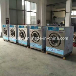 12kg Commercial Coin Operated Washing Machine pictures & photos