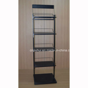 5 Layers Metal Drinkware Display Rack (PHY3016) pictures & photos