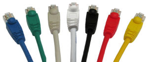 Patch Cable UTP Cat 5e pictures & photos