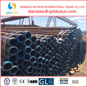 ASTM A106 B Carbon Seamless Steel Pipe