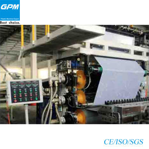 PVC Imitation Marble Production Line pictures & photos