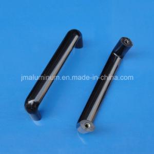 U Shape Straped Black Bakelite Handles with L=180mm Aluminum Profile pictures & photos