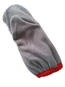 Red PU Rain Mitten for Baby/Child pictures & photos