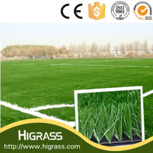 Artificial Grass for Mini Footbal Field with Labasoprt Certficated pictures & photos