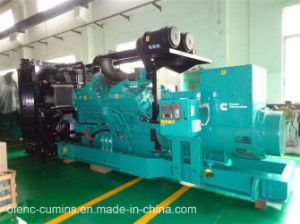 1000kw- 2000kw Cummins Diesel Generator Set (Top Rank OEM with CE ect.) pictures & photos