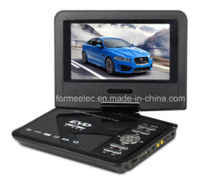 "7"" LCD Portable DVD Player with TV Game FM Radio pictures & photos"