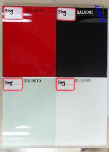 3mm 4mm 5mm 6mm 8mm China Style Lacquered Glass /Back Painted Glass for Decoration Used High Quality Itly Fenzi Paint. pictures & photos