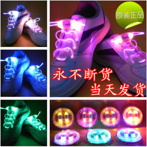 2017 Wholesale Green Glowing Shoelaces No Tie for Sports Shoes pictures & photos