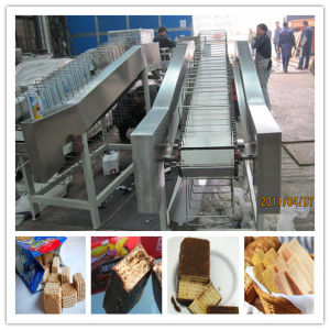 Electric 45moulds Wafer Biscuit Making Machine pictures & photos