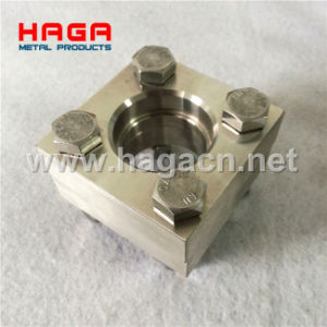 Stainless Steel 304 Square Hydraulic Flange pictures & photos