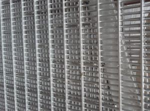 Tec-Sieve Flat Wedge Wire Mesh Floor Grates pictures & photos