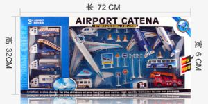 Planes Toys for Children, Pullback Plane Toy Airplane Set Toys pictures & photos