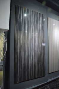 E1 Certificate UV High Gloss MDF Panel Wholesale (zh3944) pictures & photos