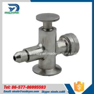 Stainless Steel Sanitary Threading Liquid Level Gauge (DY-G09) pictures & photos