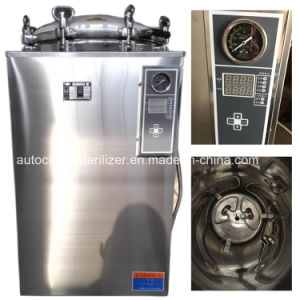 Highly Recommended Steam Sterilizer 100liters Digital Autoclave pictures & photos