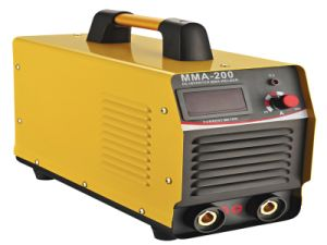 MMA Inverter IGBT Welding Machine pictures & photos