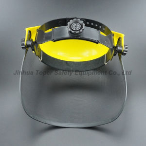 Steel Mesh Face Shield for Wood Cutting (FS4014) pictures & photos