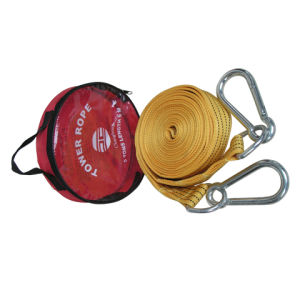 Metal Heavy Duty Car Tow Ropes pictures & photos