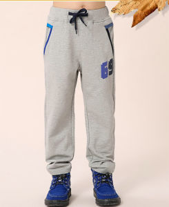Children Casual Basic Classic Sport Pant pictures & photos