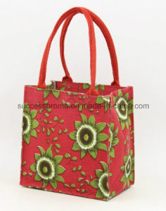 Promotional Fashion Durable Canvas Tote Shopping Bag pictures & photos