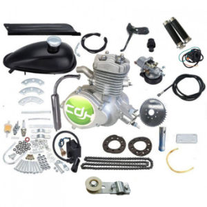 Ce Pass Motorized Bicycle Kit 80cc Engine Kits A80 80cc Bike Motor pictures & photos