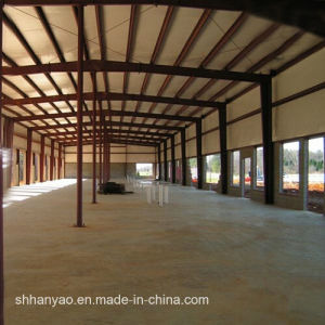Hot Sale Light Steel Structure Prefabricated House Customized pictures & photos