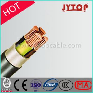 0.6/1kv 4 Core/Multicore Cable, XLPE Insulation Copper Cable pictures & photos