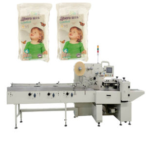 Automatic Baby Diaper Trial Pack Packing Machine pictures & photos