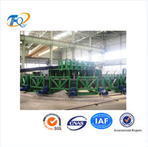 Lowest Price 8m Horizontal Steel Strip Spiral Accumulator for Tube Mill pictures & photos