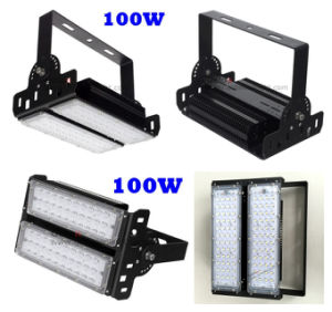 Top Quality LED Sport Field Lighting with Meanwell Driver Philissmd 5 Yeasrs Warranty 400W 300W 200W 150W 100W 50W Floodlights pictures & photos