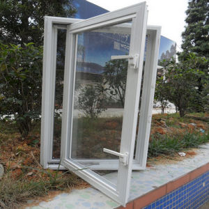 High Quality Customized American Vinyl Casement Window pictures & photos