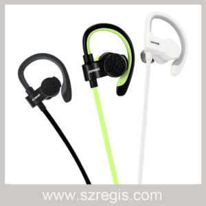 Wireless Bluetooth Stereo Hanging Sports Earphone Headphones pictures & photos