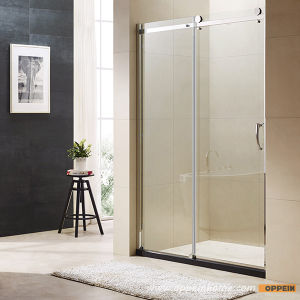 The Elegant Series Bathroom Sliding Glass Shower Room Cabin Furniture (OP28-L21RR-X) pictures & photos