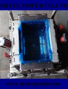 Factory Beer and Fruit Crate Plastic Injection Mold pictures & photos