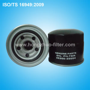 Oil Filter 26300-35054 pictures & photos