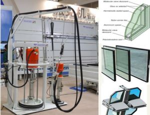 Butyl Coating Machine, Hot Melt Extruder Coating Machine for Insulating Glass Production Line pictures & photos