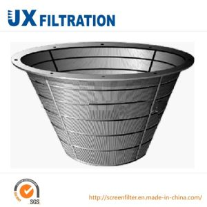 Wedge Wire Screen Basket for Dewatering pictures & photos