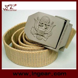 Switzerland Belts Army Tactical Waist Belt Metal Belt Buckles pictures & photos