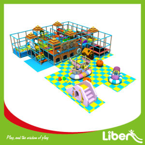 Pirate Ship Theme Children Commercial Indoor Playground Equipment pictures & photos