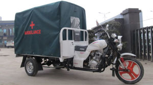 New Wheel Tricycle/Closed Cargo Box Motorcycle pictures & photos