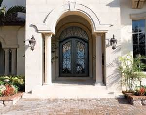 Antique Classic Interior Exterior Solid Wrought Iron Doors Design (UID-D130) pictures & photos
