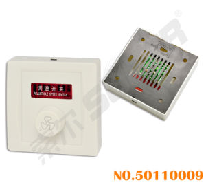 Speed Control Switch 3 Speed Fan Switch (50110009-Electric Fan-Speed Switch(Exposed Wire)) pictures & photos