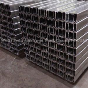HDG Kbk Rails Q235B Stainless Steel
