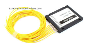 1X4-Channel Bidirectional Optical Fiber CWDM Multiplexer pictures & photos