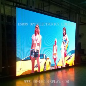 China Factory P4, P5, P6, P6.25 Display Panel for Indoor or Outdoor (500*500mm cabinet size) pictures & photos
