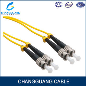 Multimode Armored Single Core Outdoor Optical Patch Cord