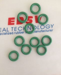 Green Hydrogenate Nitrile HNBR O Ring pictures & photos