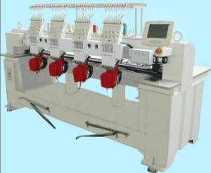 Wonyo 4 Head Embroidery Machine Embroidery for Beginners with Best Embroidery Software pictures & photos