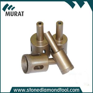 New Style Diamond Brazed Core Drill Bits for Drilling Concrete/Stones/Ceramics pictures & photos
