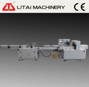 Automatic Plastic Cup Counting Sealing Packing Machine pictures & photos